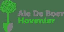 Ale de Boer Hovenier – Advies, ontwerp, aanleg en onderhoud van uw tuin.